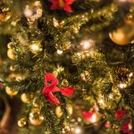 お孫さんとのクリスマス